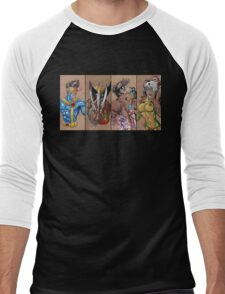 xmen Men's Baseball ¾ T-Shirt
