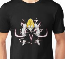 Majin Vegeta with Majin Symbol Unisex T-Shirt