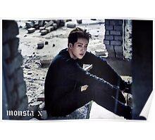 stuck jooheon monsta x Poster