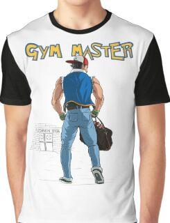 Gym Master Graphic T-Shirt