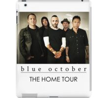 Blue October The Home Tour iPad Case/Skin