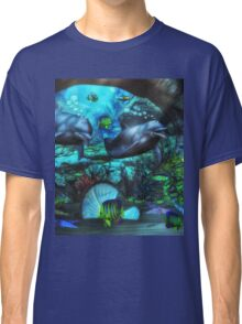 Dolphin's Under The Sea  2 Classic T-Shirt