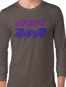 Rebel Toronto Long Sleeve T-Shirt
