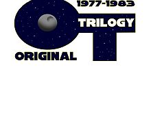 Original Trilogy 77-83 by inkredible