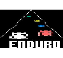 ATARI ENDURO Photographic Print
