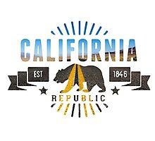 California Route 66 Photographic Print