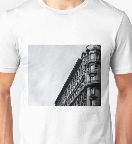 A Taste of Liverpool (Black & White) Unisex T-Shirt