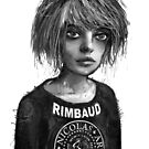 The Rimbaud Girl by Leith