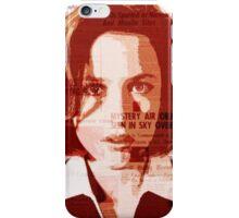 Dana Scully - The X-Files iPhone Case/Skin