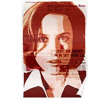 Dana Scully - The X-Files Poster