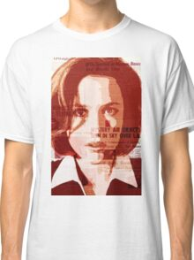Dana Scully - The X-Files Classic T-Shirt