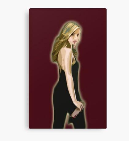 Buffy Summers - Buffy the Vampire Slayer Canvas Print