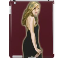 Buffy Summers - Buffy the Vampire Slayer iPad Case/Skin