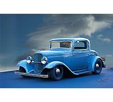 1932 Ford 'Subtle Street Rod' Photographic Print