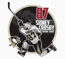 Sidney Crosby - Pittsburgh Penguins One Piece - Long Sleeve