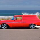 1956 Chevrolet Delivery Sedan by DaveKoontz