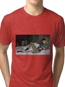 ZAYN MALIK for GQ Tri-blend T-Shirt