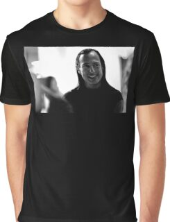 Rick Owens Smile Graphic T-Shirt
