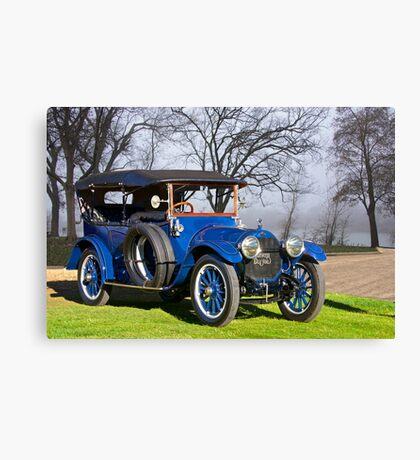 1913 Stevens-Duryea C-Six Touring Car Canvas Print