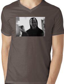 Rick Owens Smile Mens V-Neck T-Shirt