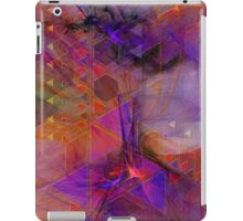 Vibrant Echoes (Square Version) - By John Robert Beck iPad Case/Skin