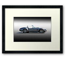 1981 Arntz '406' Cobra Replica Framed Print