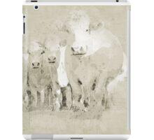 Curious Cows iPad Case/Skin