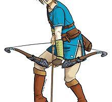 WiiU Link- Stealth by Meghann Pardee