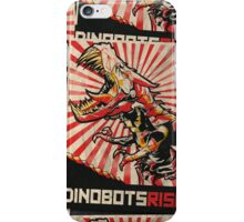 Dinobots Rise! iPhone Case/Skin