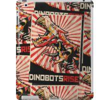 Dinobots Rise! iPad Case/Skin