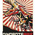 Dinobots Rise! by juanotron