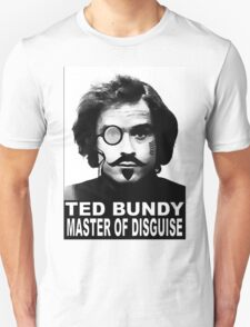 Master of Disguise Unisex T-Shirt