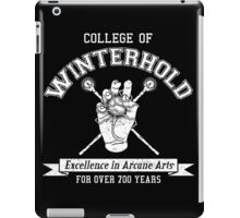 Skyrim - College of Winterhold iPad Case/Skin