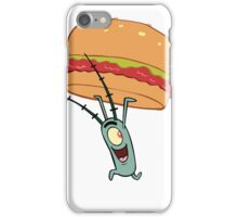 Plankton iPhone Case/Skin