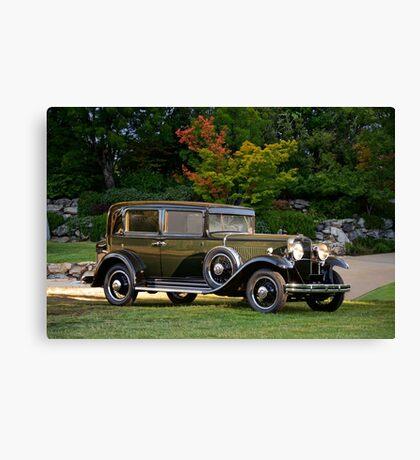 1931 Nash 887 Touring Sedan Canvas Print