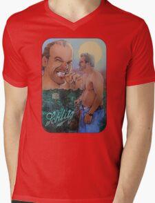 Hopper's Hangover Mens V-Neck T-Shirt