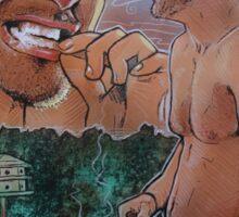 Hopper's Hangover Sticker