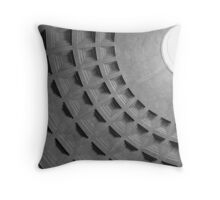 light from the gods Throw Pillow