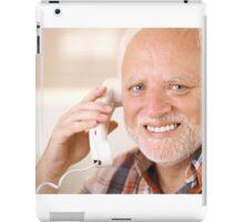 Harold calling your B iPad Case/Skin