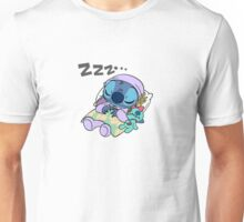 Sleeping Stitch Unisex T-Shirt