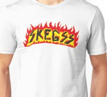 Skegss Fire Logo Unisex T-Shirt