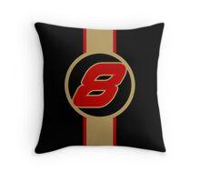 Grosjean 8 Throw Pillow