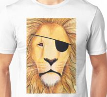 Pirate lion Unisex T-Shirt