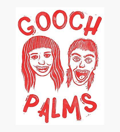 The Gooch Palms Photographic Print