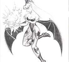 Morrigan Magic Soul Touch by shocktress