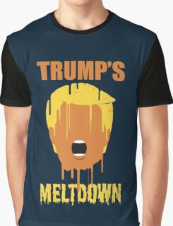 Inside Donald Trump's Meltdown Graphic T-Shirt