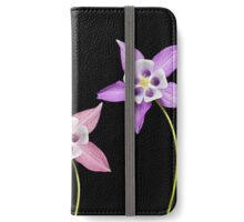 Aquilegia Flower iPhone Wallet/Case/Skin