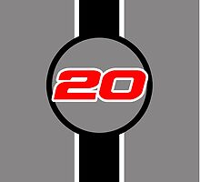 Magnussen 20 by Tom Clancy