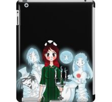Grim Grinning Ghost iPad Case/Skin