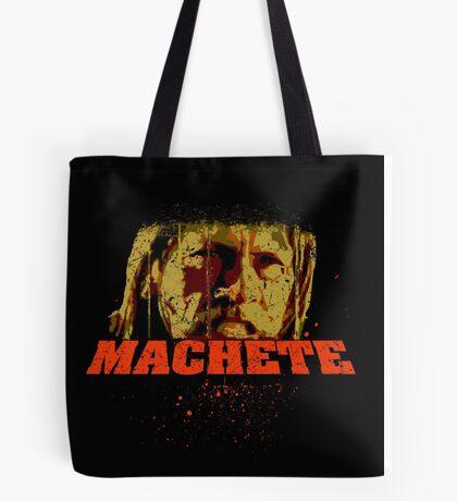 Machete Tote Bag